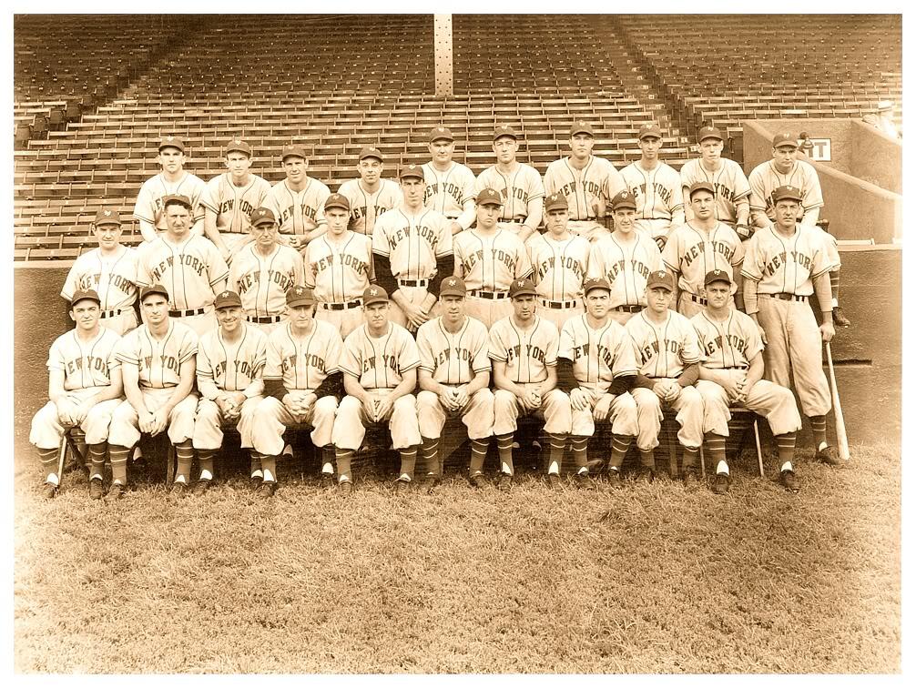 1946 New York Giants season